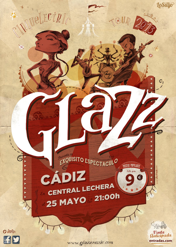 Glazz Tour 2013