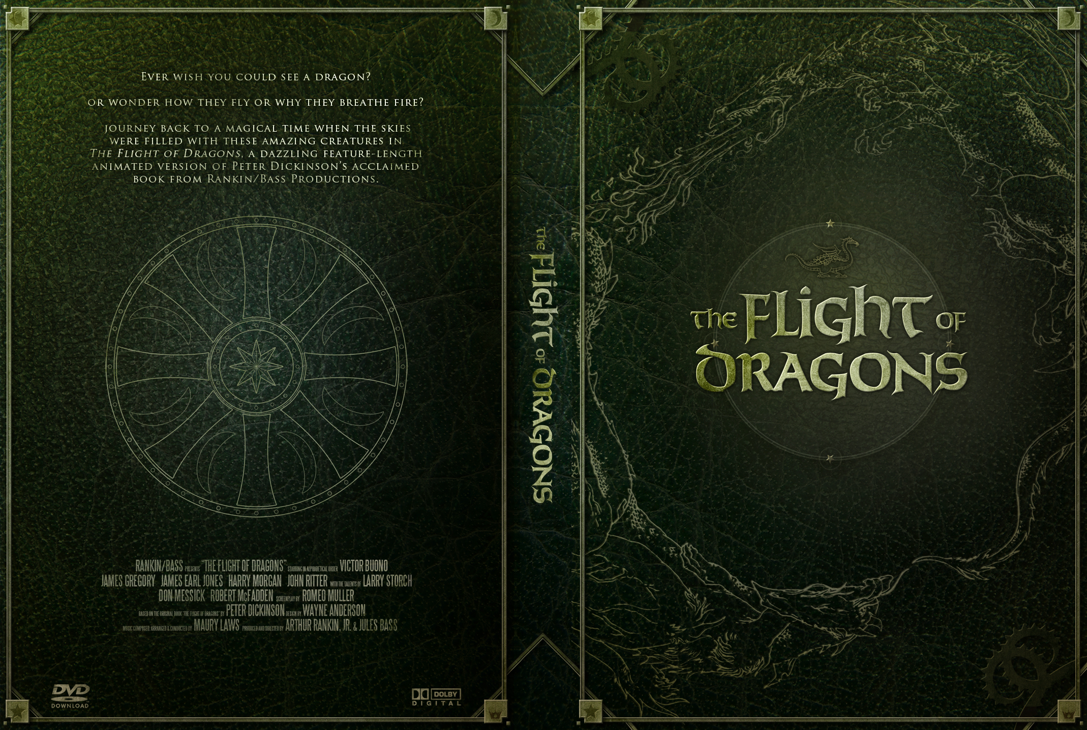 DRAGONS DVD COVER 72p